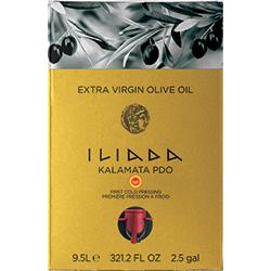 ILIADA Extra Virgin Olive Oil Kalamata PDO Bag In Box