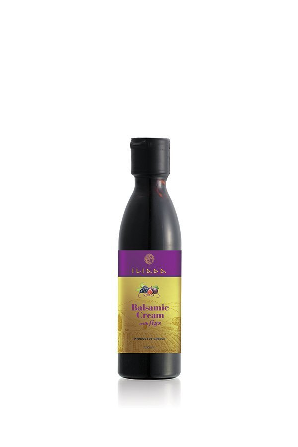 ILIADA Cream Balsamic with Fig