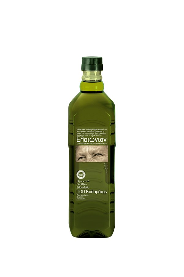 Eleonion Kalamata PDO Extra Virgin Olive Oil