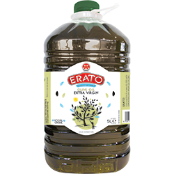 Erato Extra Virgin Olive Oil in HO.RE.CA Packaging