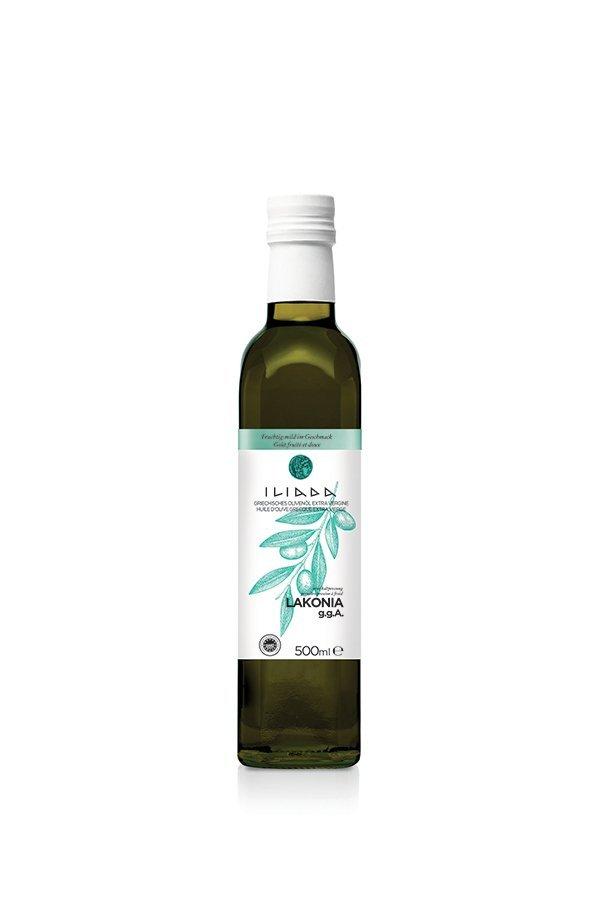 ILIADA Extra Virgin Olive Oil Lakonia PGI