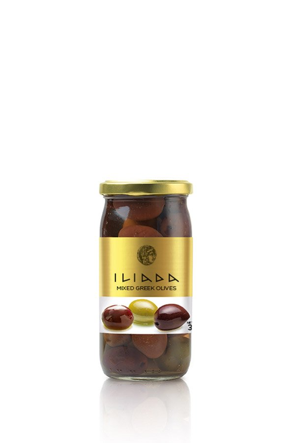 ILIADA Mixed Olives