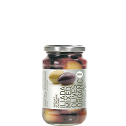 ILIADA Platinum Organic Mixed Olives
