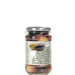 ILIADA Platinum Organic Mixed Olives