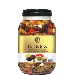 ILIADA Olives Cocktail HO.RE.CA
