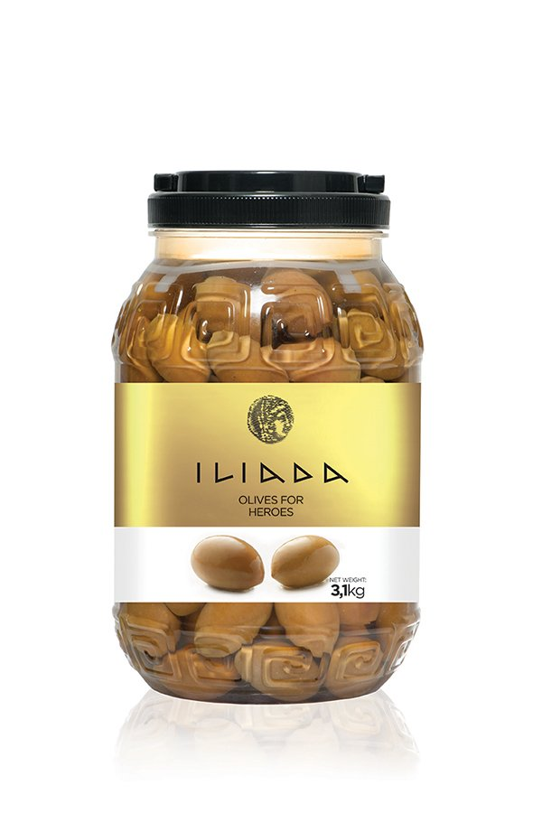 ILIADA Olives for Heroes HO.RE.CA