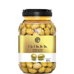 ILIADA Green Olives HO.RE.CA