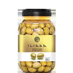 ILIADA Green Olives HO.RE.CA