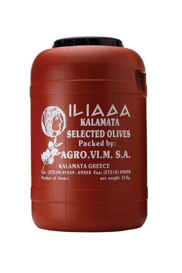 ILIADA Olives in Bulk