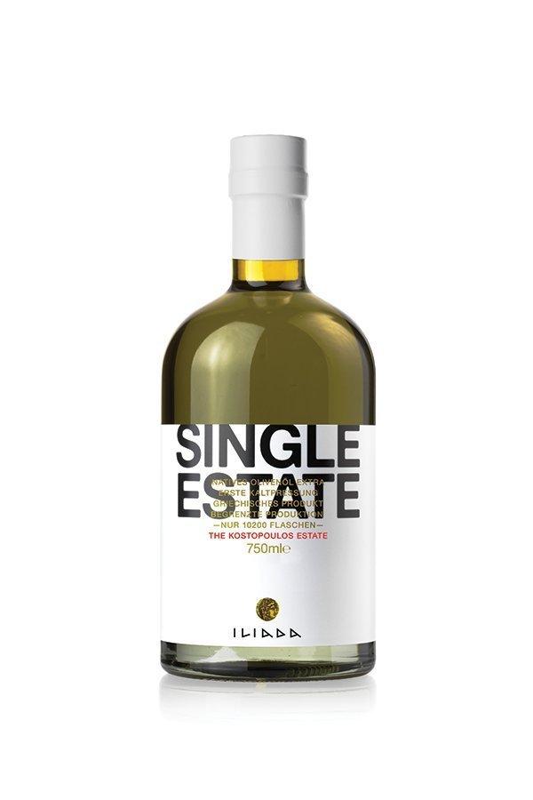 ILIADA Single Estate EVOO Kostopoulos