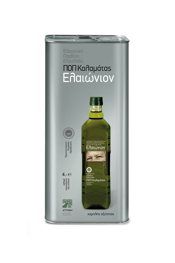 Eleonion Kalamata PDO Extra Virgin Olive Oil
