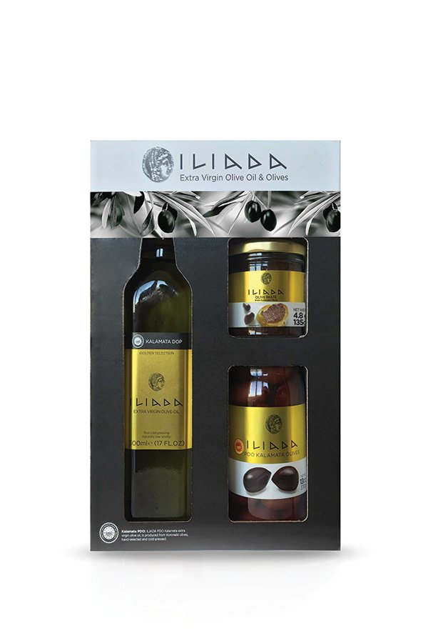 ILIADA Gold Giftbox I