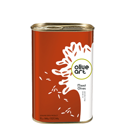 OLIVE ART Mixed Olives