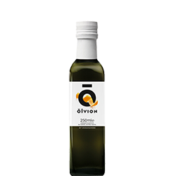 OLVION Condiment of EXVOO with Orange flavor