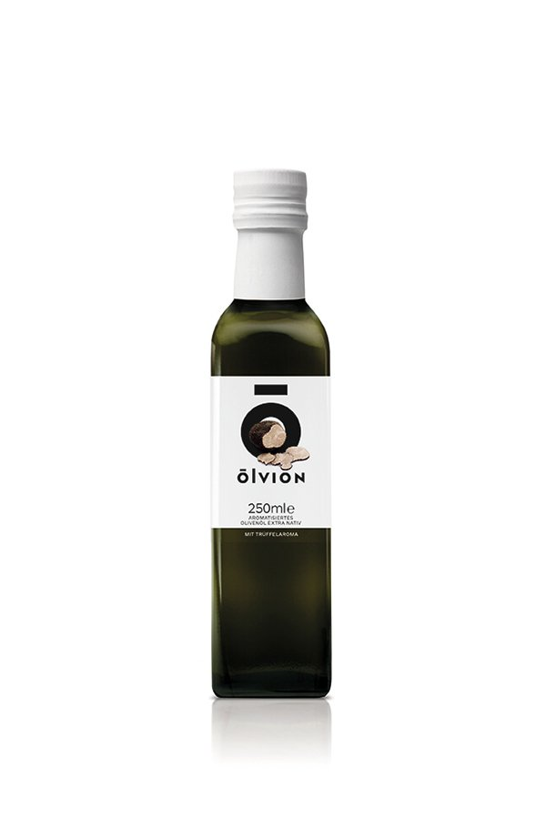 OLVION Condiment of EXVOO with Truffle flavor