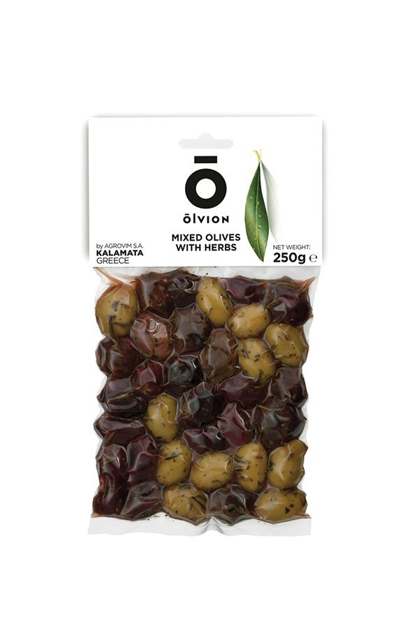 OLVION Mixed Olives