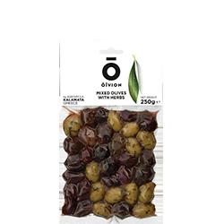 OLVION Mixed Olives