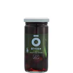 OLVION Organic Mixed Olives