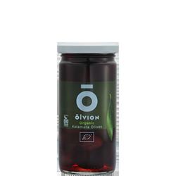 OLVION Organic Kalamata Olives