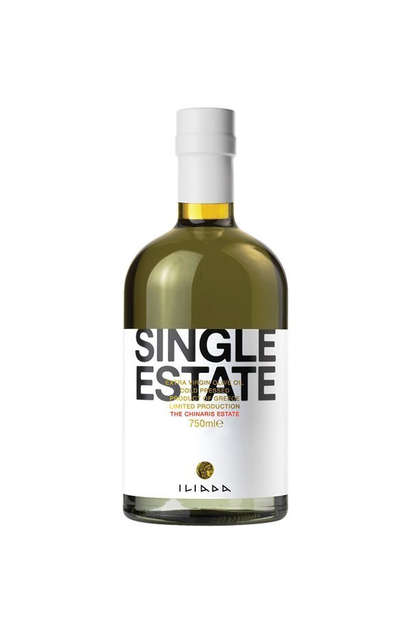 ILIADA Single Estate EVOO Chinaris