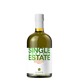 ILIADA Single Estate Organic EVOO Gyfteas